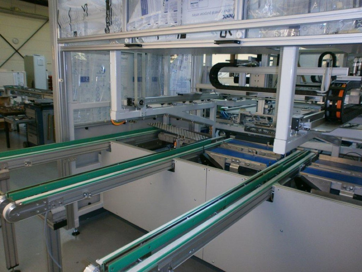 Timing Belt Conveyors Multiple Systems Belt Conveyors