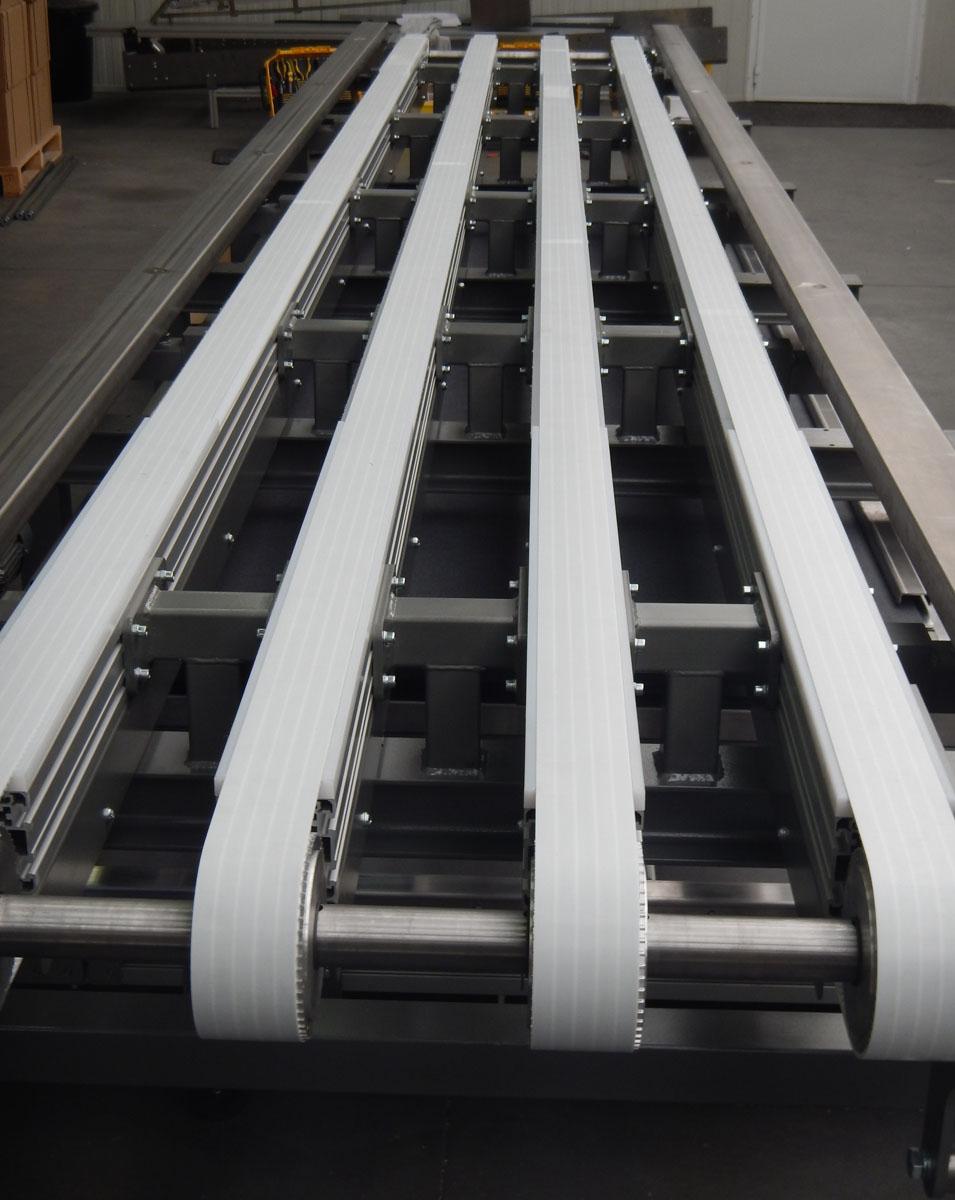 Timing Belt Conveyors Multiple Systems Belt Conveyors