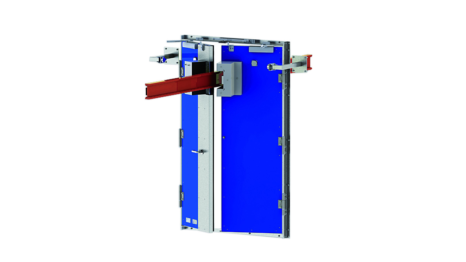 Fire Doors For Conveyors Easy Systems