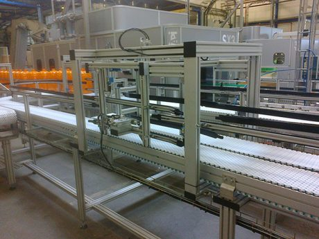 Conveyors voor productflow optimalisatie