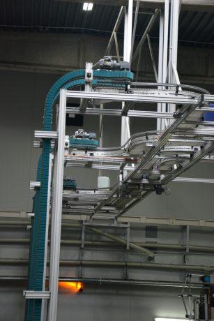 wedge conveyor